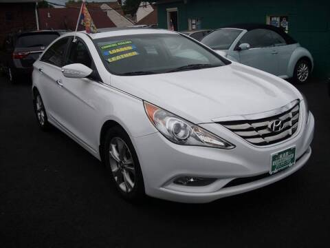 2011 Hyundai Sonata for sale at Kar Connection in Little Ferry NJ