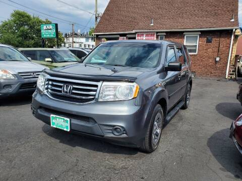 2012 Honda Pilot for sale at Kar Connection in Little Ferry NJ
