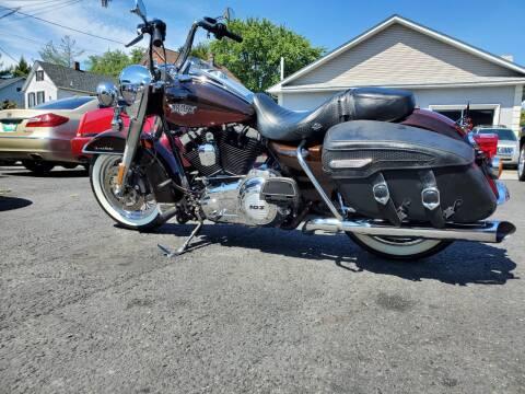 2011 Harley-Davidson FLHRC