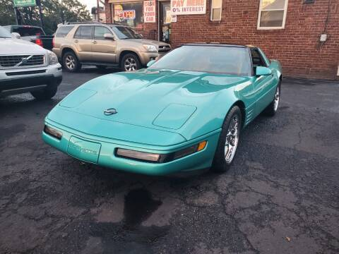 1991 Chevrolet Corvette for sale at Kar Connection in Little Ferry NJ
