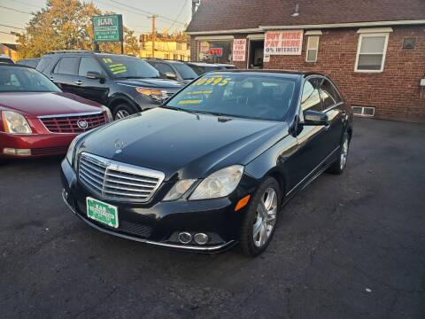 2011 Mercedes-Benz E-Class for sale at Kar Connection in Little Ferry NJ