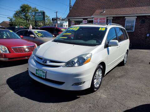 2010 Toyota Sienna for sale at Kar Connection in Little Ferry NJ