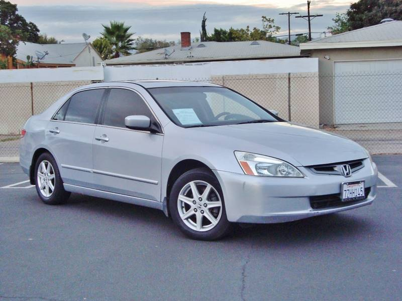2003 honda accord ex v 6 4dr sedan in arleta ca united for 2003 honda accord ex sedan