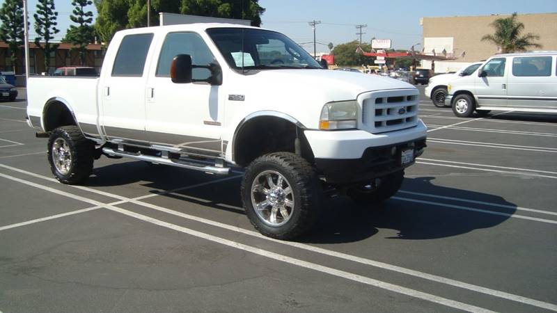 2003 Ford F-250 Lariat 4WD LB