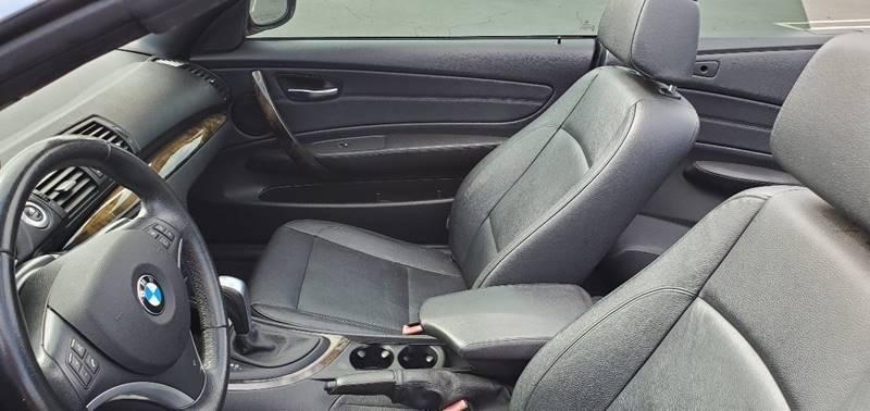 2011 BMW 1 Series 128i SULEV