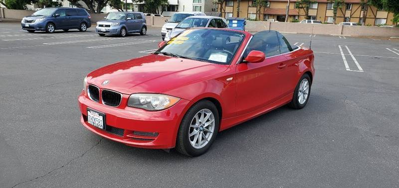 2011 BMW 1 Series 128i SULEV