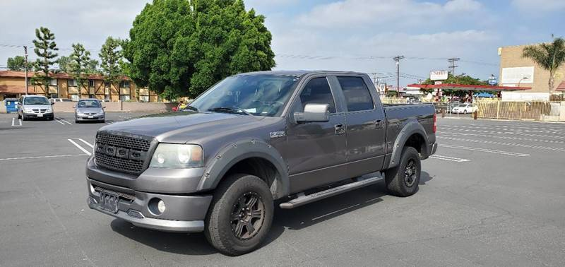 2008 Ford F-150 FX2 SPORT 4x2 4dr SuperCrew Styleside 6.5 ft. SB