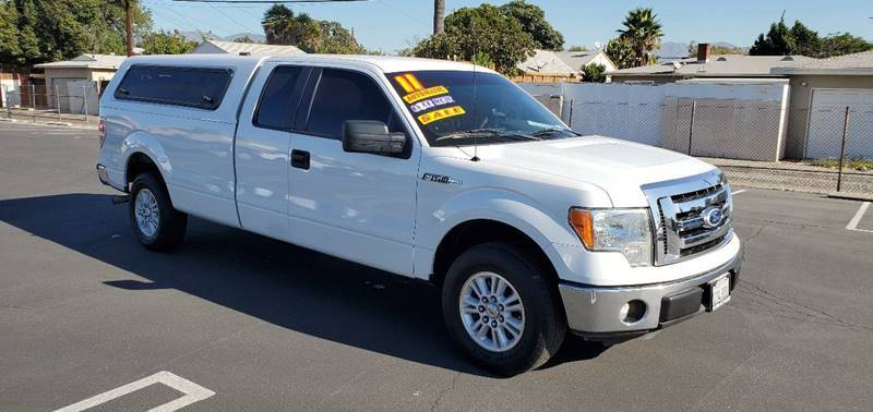 2011 Ford F-150 XLT 4x2 4dr SuperCab Styleside 8 ft. LB