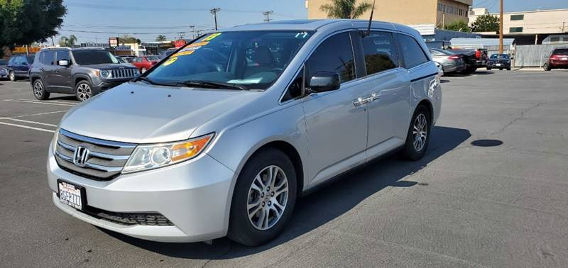 2013 Honda Odyssey EX L Navi