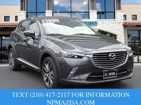 2017 Mazda CX-3 for sale in San Antonio, TX