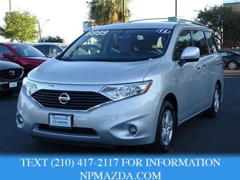 2015 Nissan Quest for sale in San Antonio, TX