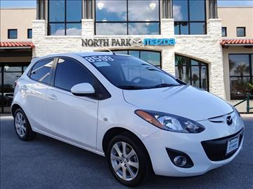 2012 Mazda MAZDA2 for sale in San Antonio, TX