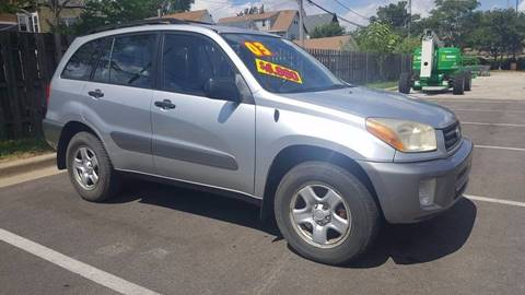 2003 Toyota RAV4 for sale in Chicago, IL