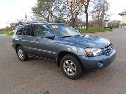 2006 Toyota Highlander for sale in Chicago, IL