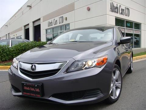 2015 Acura ILX for sale in Chantilly, VA