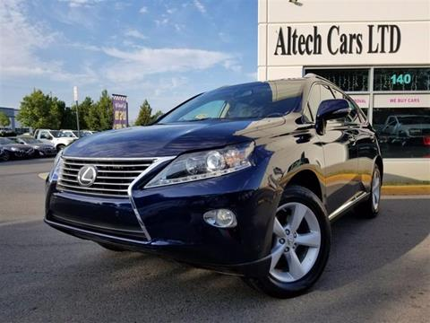 2014 Lexus RX 350 for sale in Chantilly, VA