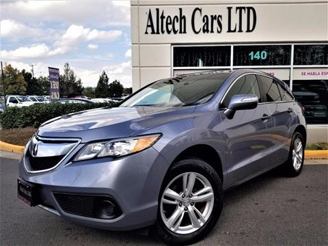 2014 Acura RDX for sale in Chantilly, VA