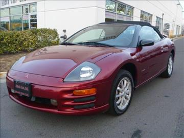 2001 Mitsubishi Eclipse Spyder for sale in Chantilly, VA