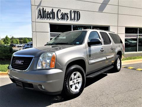2007 GMC Yukon XL for sale in Chantilly, VA