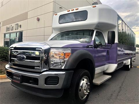 2016 Ford F-550 Super Duty for sale in Chantilly, VA