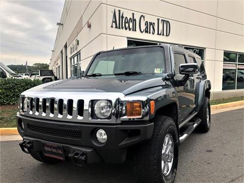 2006 HUMMER H3 for sale in Chantilly, VA