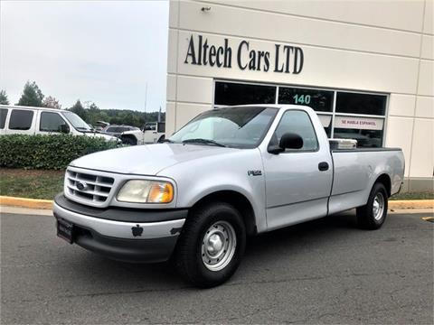 1999 Ford F-150 for sale in Chantilly, VA
