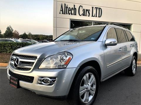 2008 Mercedes-Benz GL-Class for sale in Chantilly, VA