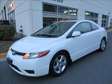 2008 Honda Civic for sale in Chantilly, VA