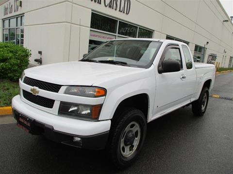 2009 Chevrolet Colorado for sale in Chantilly, VA