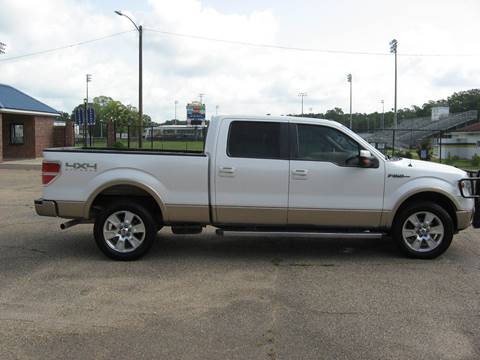 2013 Ford F-150 for sale in Sumrall, MS