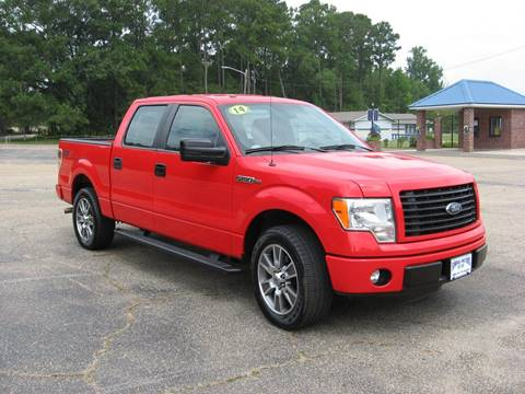2014 Ford F-150 for sale in Sumrall, MS