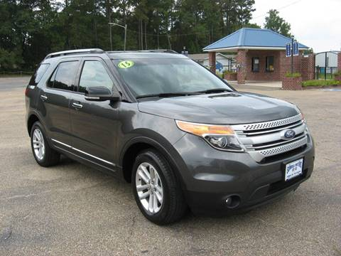2015 Ford Explorer for sale in Sumrall, MS