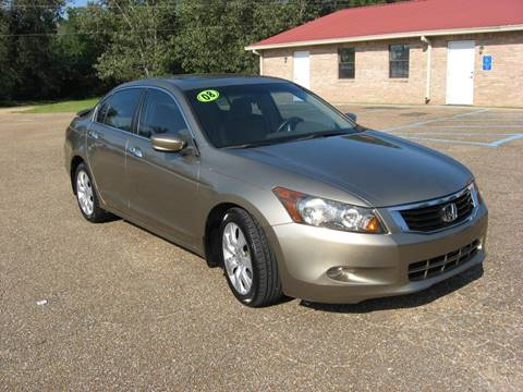 2008 Honda Accord for sale in Sumrall, MS