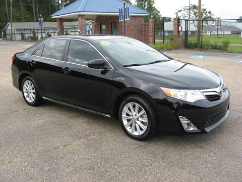 2013 Toyota Camry for sale in Sumrall, MS