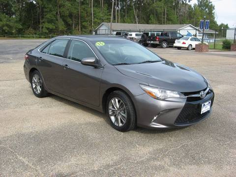 2015 Toyota Camry for sale in Sumrall, MS
