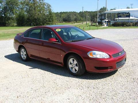 2009 Chevrolet Impala for sale in Sumrall, MS