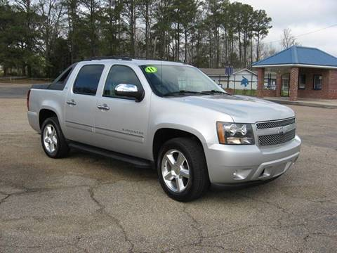 2011 Chevrolet Avalanche for sale in Sumrall, MS