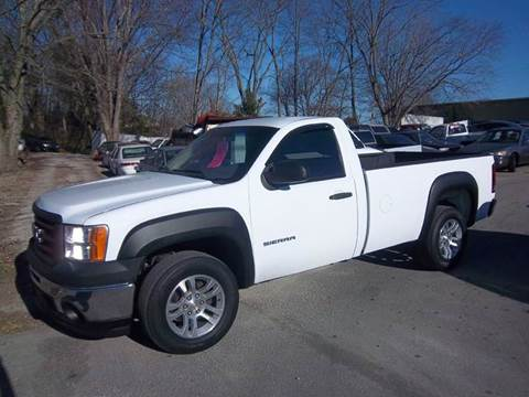 2013 GMC Sierra 1500 for sale at Nolley Auto Sales in Campbellsville KY