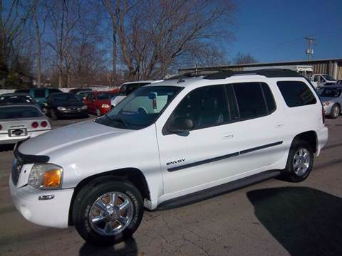 2006 GMC Envoy XL for sale at Nolley Auto Sales in Campbellsville KY