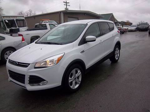 2015 Ford Escape for sale at Nolley Auto Sales in Campbellsville KY