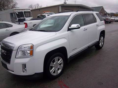 2012 GMC Terrain for sale at Nolley Auto Sales in Campbellsville KY