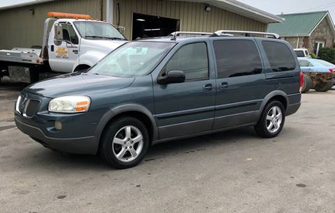 2005 Pontiac Montana SV6 for sale in Campbellsville, KY