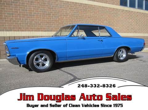 1965 Pontiac Tempest for sale in Pontiac, MI