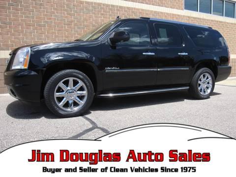 2011 GMC Yukon for sale in Pontiac, MI
