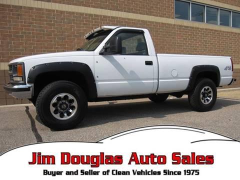 1999 Chevrolet C/K 2500 Series for sale in Pontiac, MI