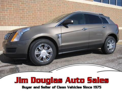 2015 Cadillac SRX for sale at Jim Douglas Auto Sales in Pontiac MI