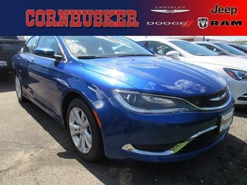 2016 Chrysler 200 for sale in Norfolk, NE