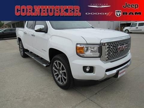 2018 GMC Canyon for sale in Norfolk, NE