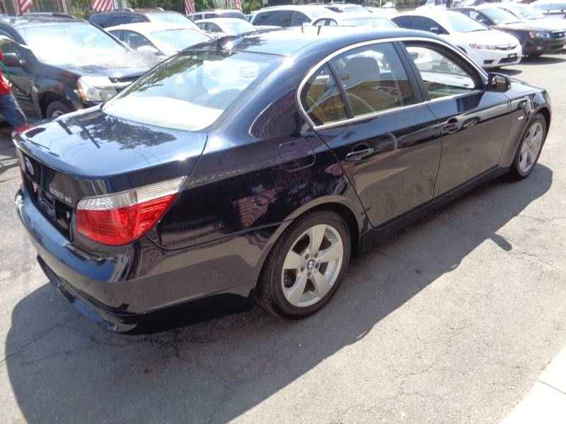 2006 Bmw 5 Series AWD 530xi 4dr Sedan In Lawrenceville NJ  Cade