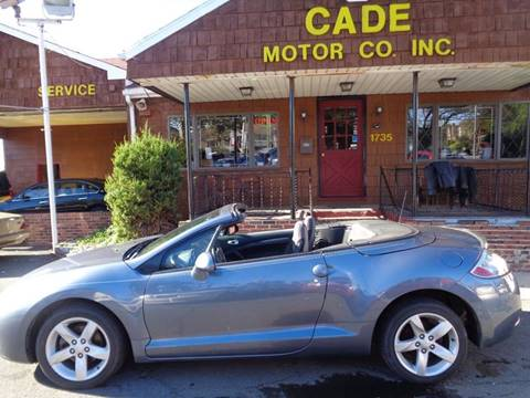 2007 Mitsubishi Eclipse Spyder for sale in Lawrenceville, NJ